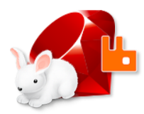 RabitMQ Ruby and Bunny tutorial