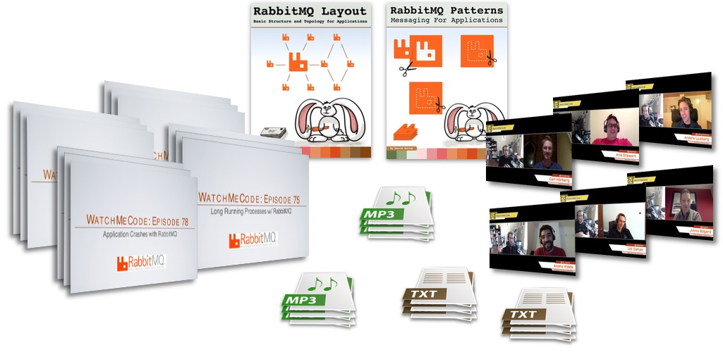 RabbitMQ for developers overview